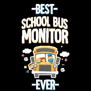 Best School Bus Monitor Ever