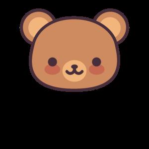 Bär Kawaii