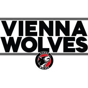 Vienna Wolves Shirt Dunkel-Grau