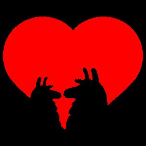 Liebes-Lamas
