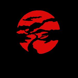 MIYAGI-DO Karate Kampfkunst Kampfsport Bonsai Tee