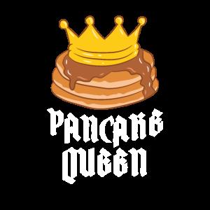 Pancake Queen Pfannkuchen Und Pyjamas Sleepover