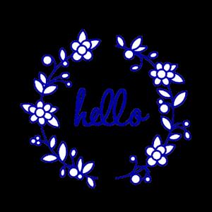 Hallo Blumen