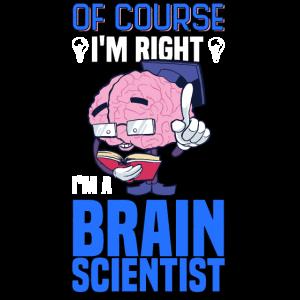Brain Scientist