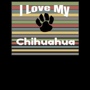 Ich liebe meine Chihuahua