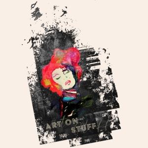 Woman Aquarell - Art on Stuff -
