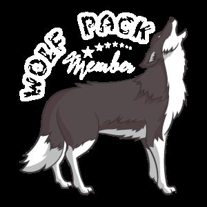 Wolf Shirt - Wolf Pack Member