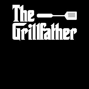 The GRILLFather - Geschenk für Väter, die grillen,