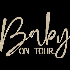Baby on tour beige