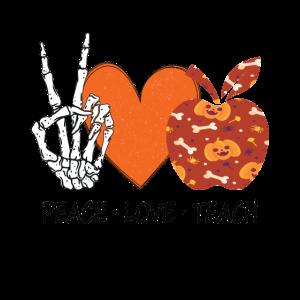 Halloween-Geschenk, Vorschullehrer, Lehrergeschenke, Tee