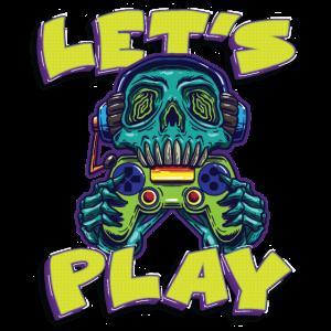 Let´s Play - Totenkopf Controller Gamer