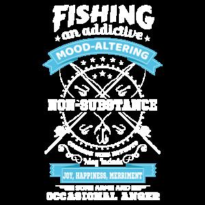 Süchtiges Fischen