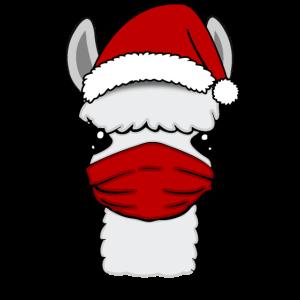 Lama Alpaka Weihnachten Geschenk Geschenkidee