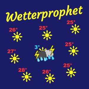 Wetterprophet 1 - hg1