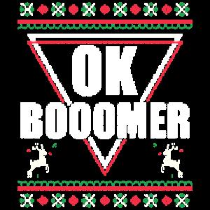 Friday for Future OK Boomer für FFF