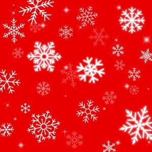 Weihnachtsmaske