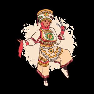 peruanische Schere