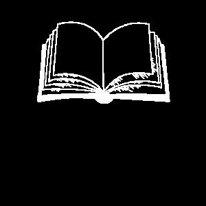 Bücher offenes Buch