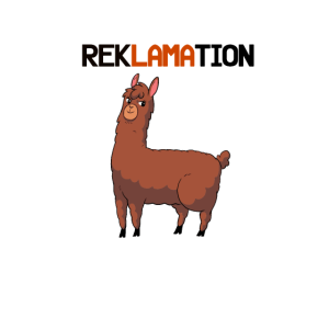 Reklamation Lama lustig Geschenk Geburtstag Lama