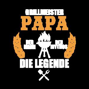 Papa der Grillmeister
