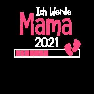 Ich Werde Mama 2021 Geschenk