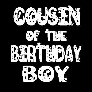 Cousin des Geburtstagsjungen, der Liebhaber Bday fischt