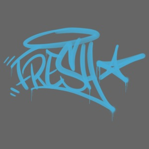 Fresh Graffiti Tag