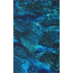 Abstract Art blue