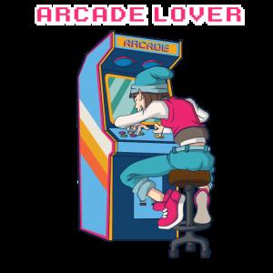 Arcade Lover 1980 80s