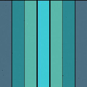 Vintage Retro Muster blau