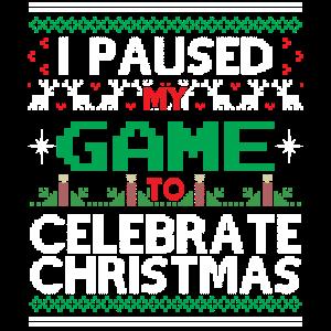 Gamer Weihnachtsgeschenk