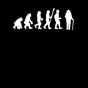 Wandern Evolution Geschenkideen