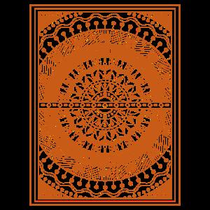 Mandala Zentangle 1