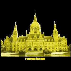 Hannover Rathaus Niedersachsen