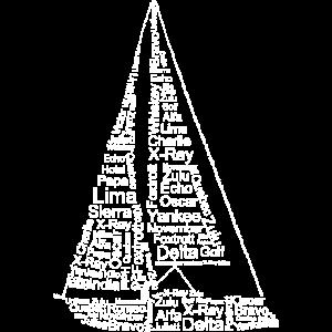 SegelbootausSegleralphabet