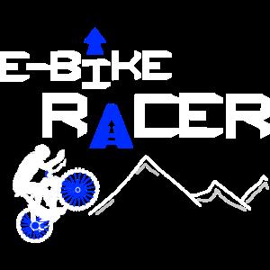 E-Bike Fan, Elektrofahrradfahrer