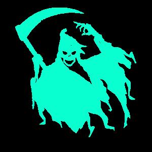 Halloween Sensenmann Tod