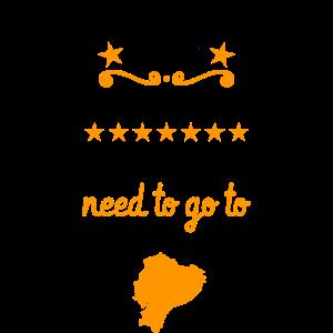 Ecuador schenkt lustiges Sprichwort ecuadorianisch