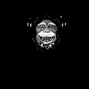 Affenkopfhörer