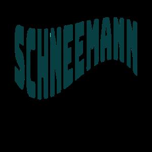 schneemann schnee flocke line