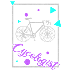 Cycologist Radfahrer Fahrrad Design
