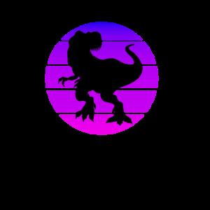 T-Rex Dinos vintage cut sun