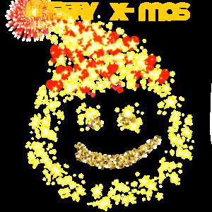 x-mas sticker