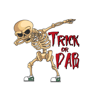 Halloween Trick or Dab!