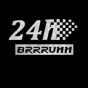 24 Stunden Rennen Shirts für Männer