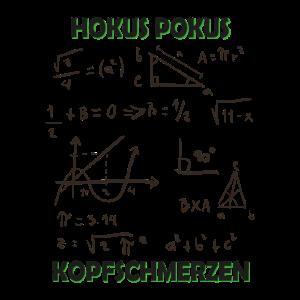 Mathematik Kopfschmerzen Gleichung Uni