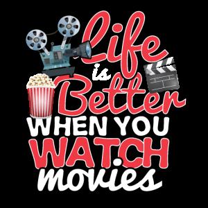 Film Kino Fernsehen Popcorn Filmabend