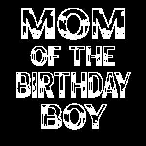 Mutter des Geburtstagsjungen-Zoothema-Tierpartys