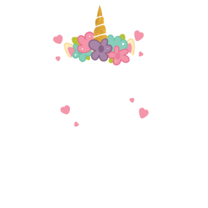 Mommy| Birthday Girl| Unicorn| Flower Crown