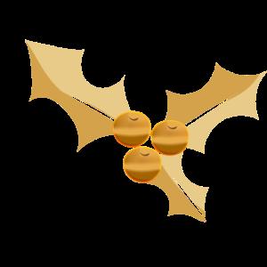 Goldene Stechpalme